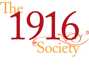 The 1916 Society Logo